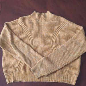 Kendall & Kylie Pacsun Mustard Sweater